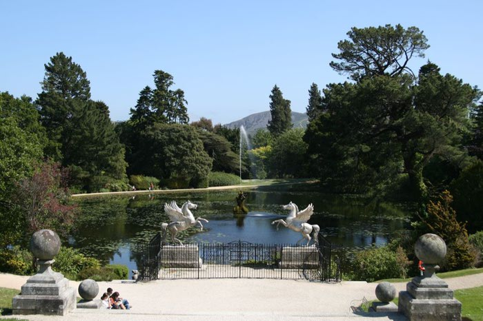 Powerscourt Gardens -Сад Пауэрскоурт . 30049