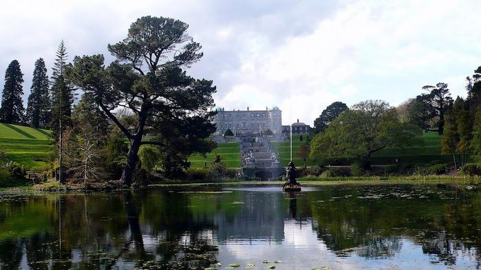 Powerscourt Gardens -Сад Пауэрскоурт . 57607