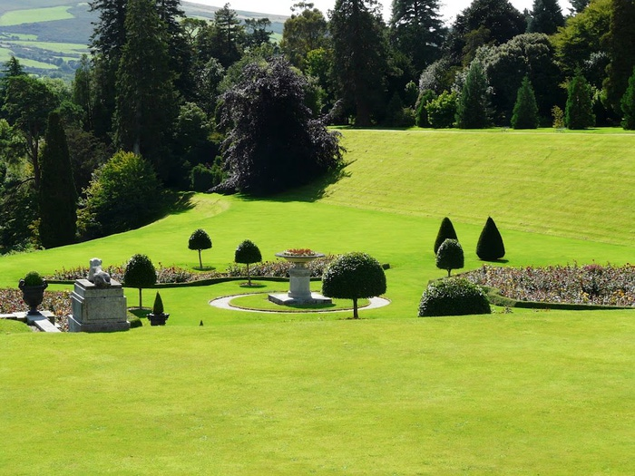 Powerscourt Gardens -Сад Пауэрскоурт . 22519
