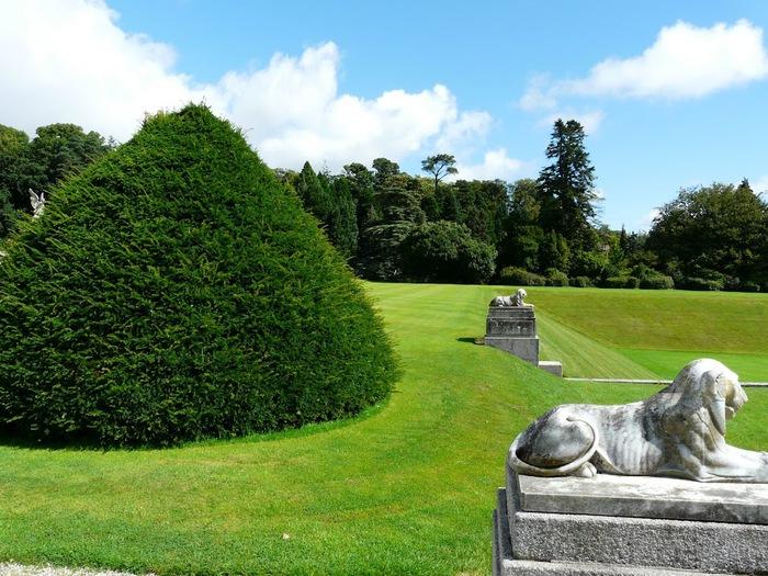 Powerscourt Gardens -Сад Пауэрскоурт . 93962