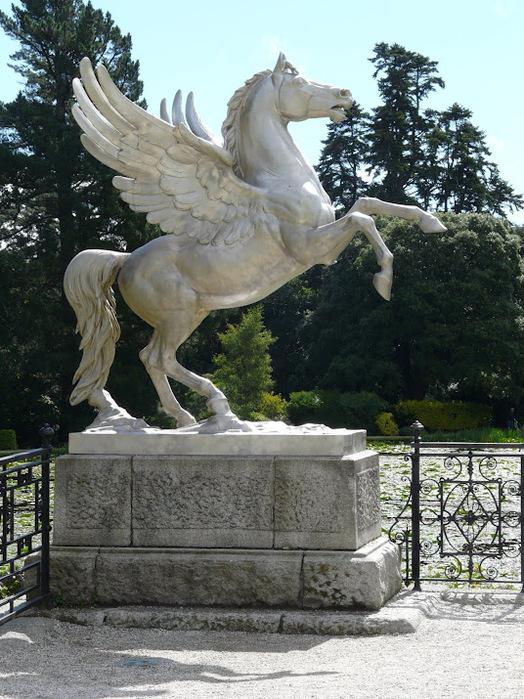 Powerscourt Gardens -Сад Пауэрскоурт . 44641