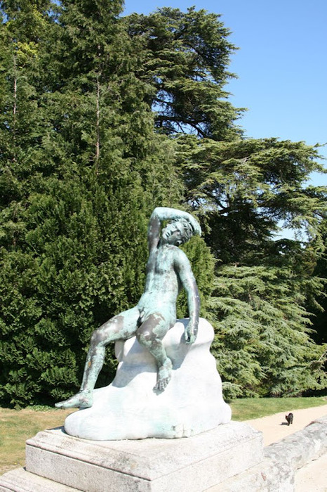 Powerscourt Gardens -Сад Пауэрскоурт . 40793