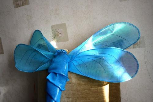 Как сделать крылья бабочки, стрекозы или феи
