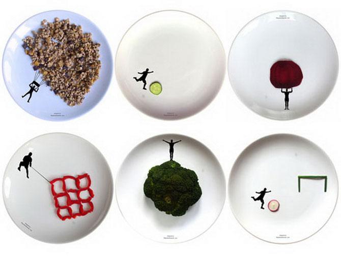 тарелки с прикольными рисунками (670x504, 45Kb)