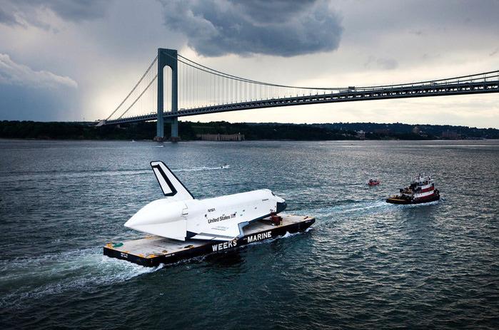шаттл Enterprise фото 1 (700x463, 141Kb)