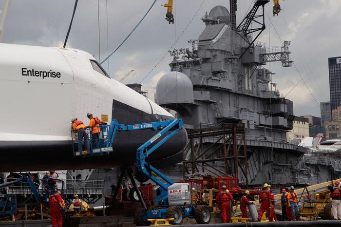 шаттл Enterprise фото 6 (700x466, 128Kb)