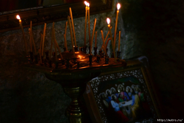 старый орхей, монастырь