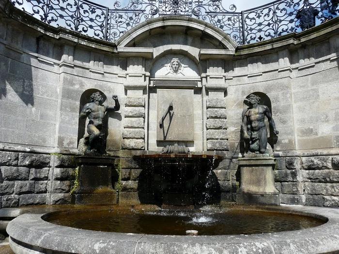 Powerscourt Gardens -Сад Пауэрскоурт . 15540