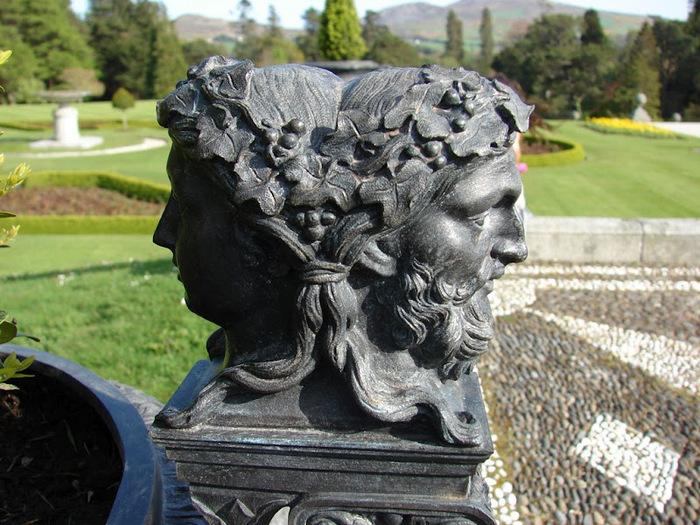 Powerscourt Gardens -Сад Пауэрскоурт . 20498