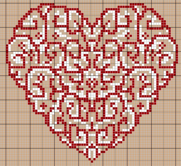 coeur bicolore (597x549, 137Kb)