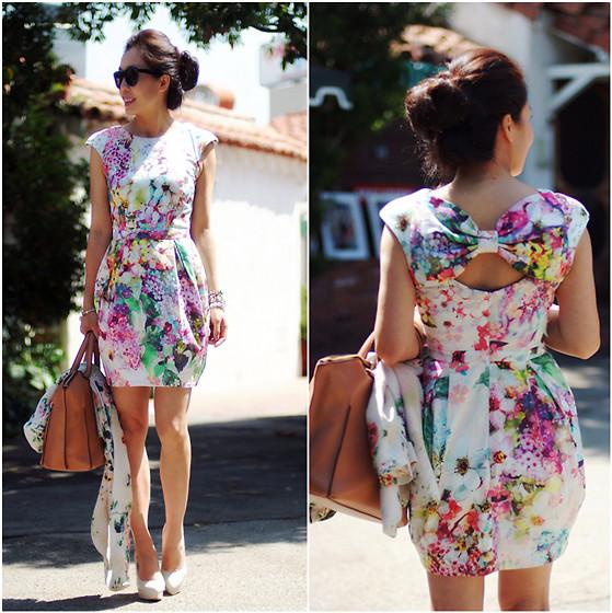 Красивая летняя одежда для девушек 2012