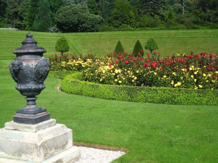 Powerscourt Gardens -Сад Пауэрскоурт . 99304