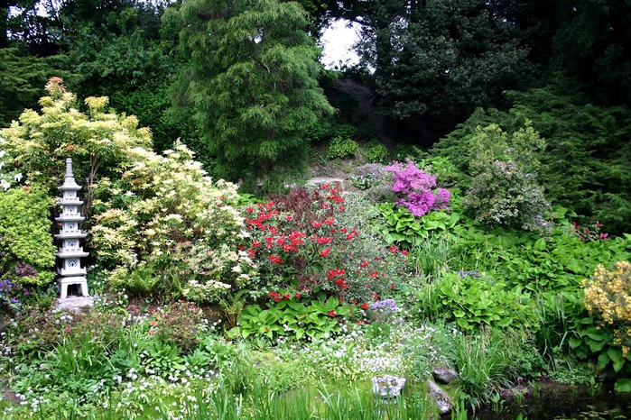 Powerscourt Gardens -Сад Пауэрскоурт . 91784