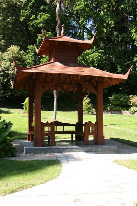 Powerscourt Gardens -Сад Пауэрскоурт . 26955