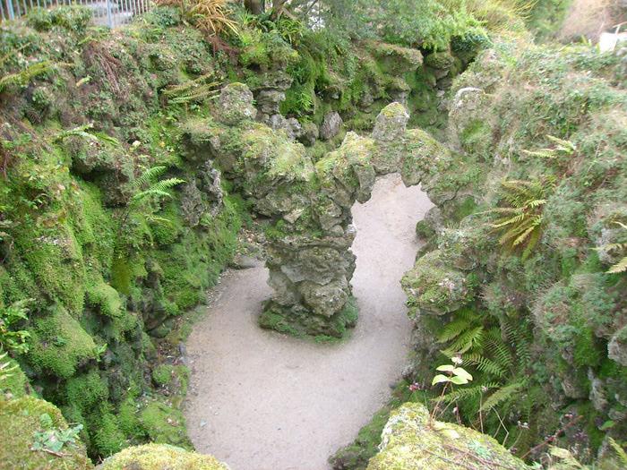 Powerscourt Gardens -Сад Пауэрскоурт . 65007