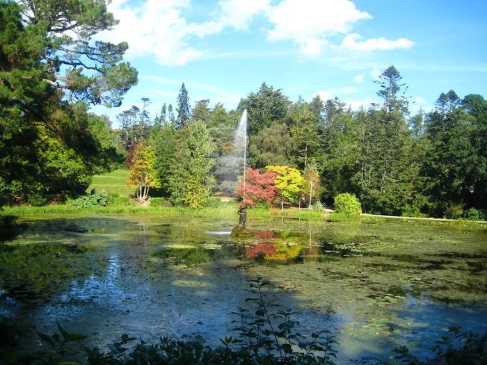 Powerscourt Gardens -Сад Пауэрскоурт . 97580