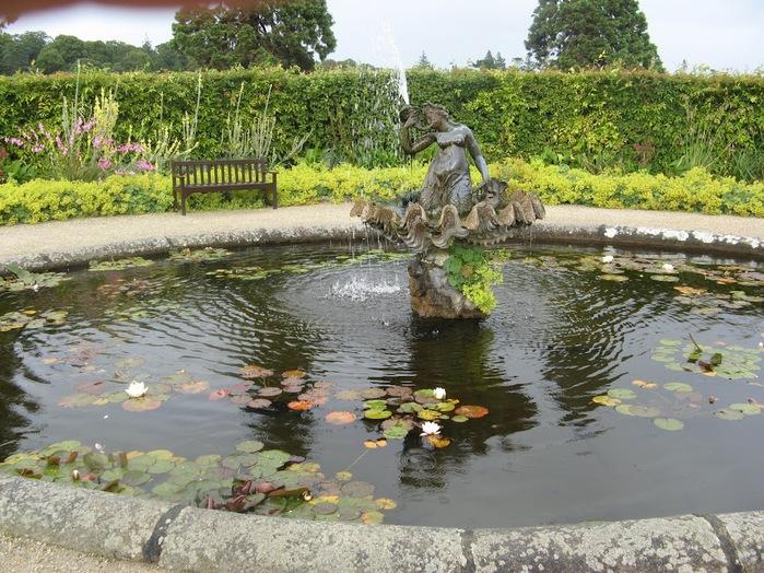 Powerscourt Gardens -Сад Пауэрскоурт . 98478