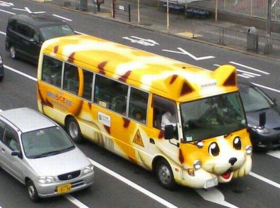 японский школьный автобус фото 4 (550x409, 62Kb)