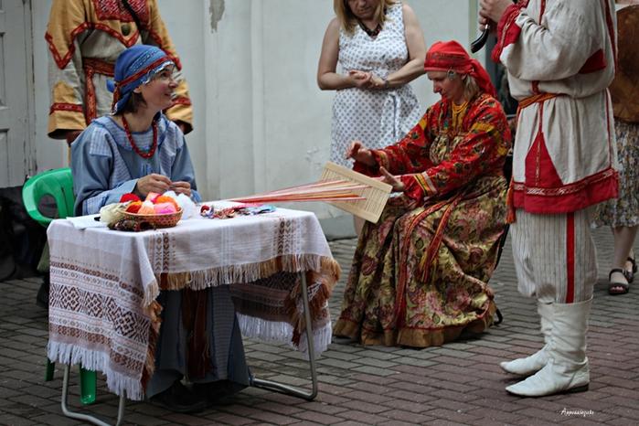 12 июня –  День России 2012. Сад ЭРМИТАЖ