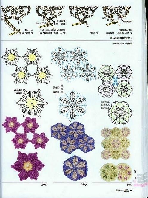 схема цветок7 (496x664, 246Kb)