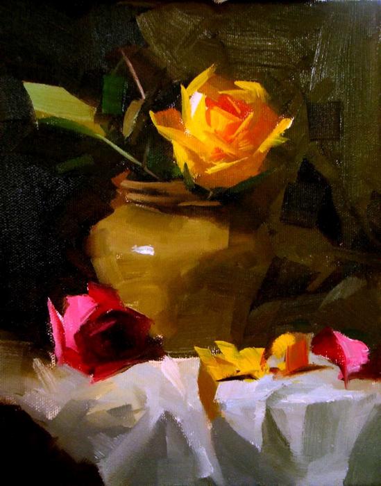 Roses to Ellaine (549x700, 439Kb)