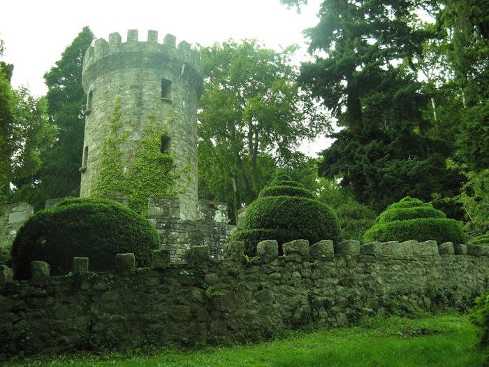 Powerscourt Gardens -Сад Пауэрскоурт . 59502