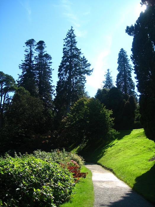 Powerscourt Gardens -Сад Пауэрскоурт . 36387