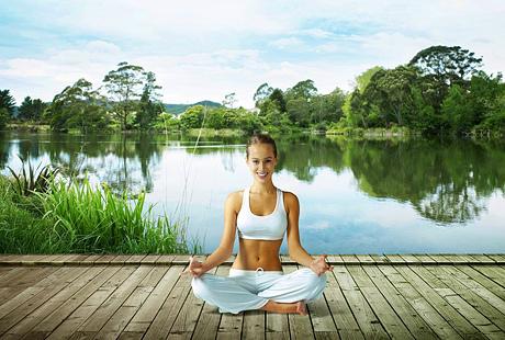 Можно ли от йоги похудеть