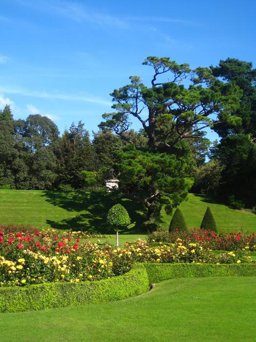 Powerscourt Gardens -Сад Пауэрскоурт . 86281