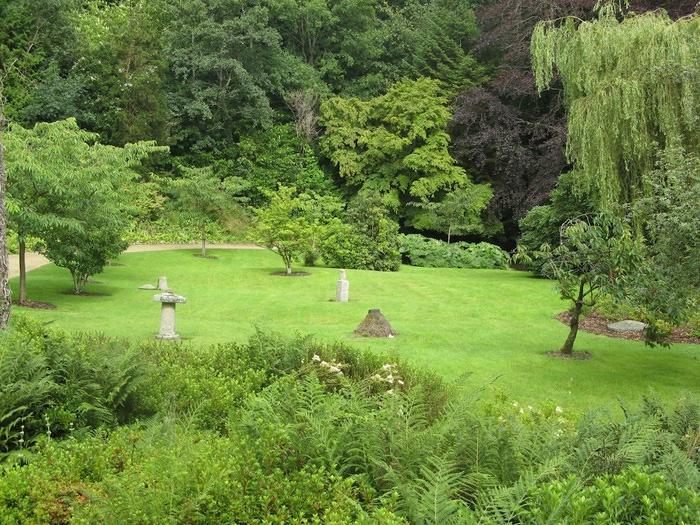 Powerscourt Gardens -Сад Пауэрскоурт . 68866