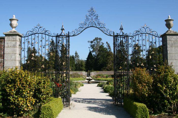 Powerscourt Gardens -Сад Пауэрскоурт . 77575
