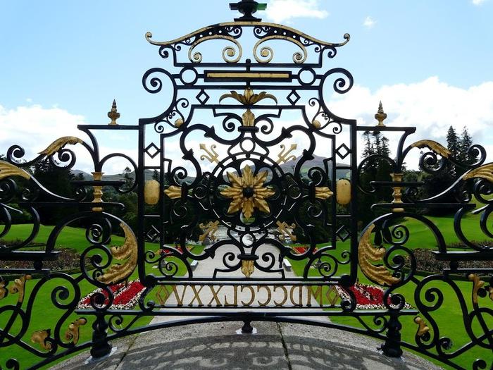 Powerscourt Gardens -Сад Пауэрскоурт . 60949