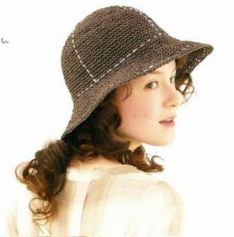 Вязаная крючком женская шляпа/4683827_20120603_142853 (341x344, 29Kb)