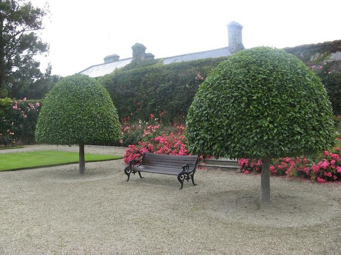 Powerscourt Gardens -Сад Пауэрскоурт . 28790