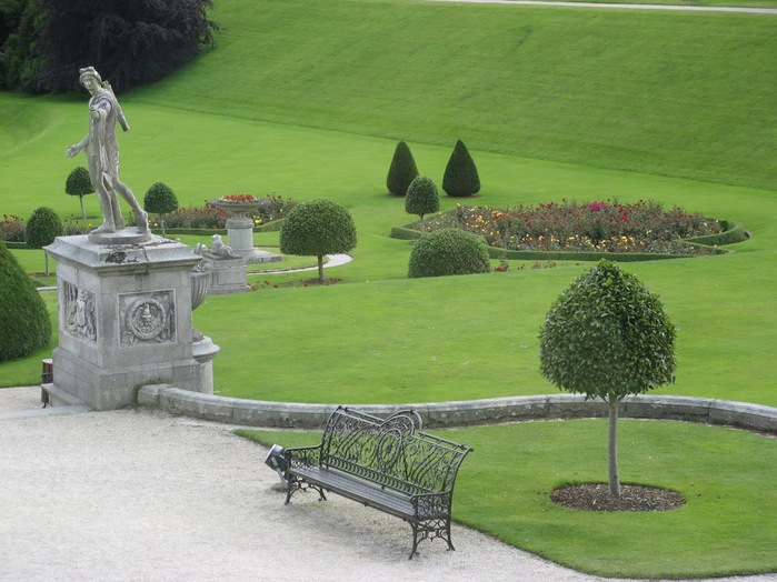 Powerscourt Gardens -Сад Пауэрскоурт . 39069