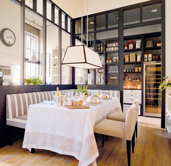Светлая кухня-столовая 1 (700x681, 134Kb)