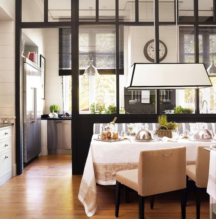 Светлая кухня-столовая 2 (688x700, 128Kb)