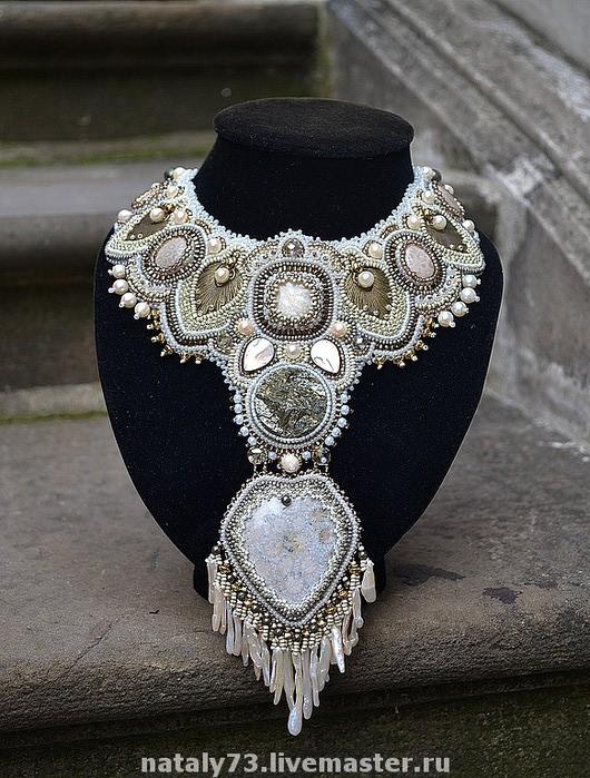Бисерные украшения от natalyauhryn.