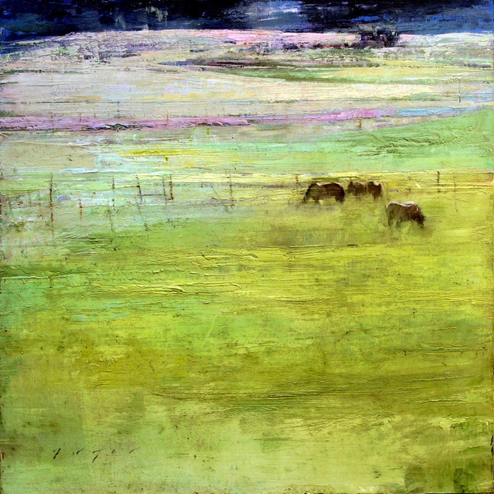 Grazing Mares, Northern New Mexico low res (700x700, 200Kb)
