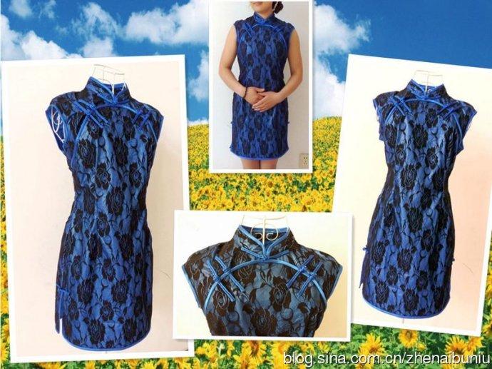 Шьем платья китай
