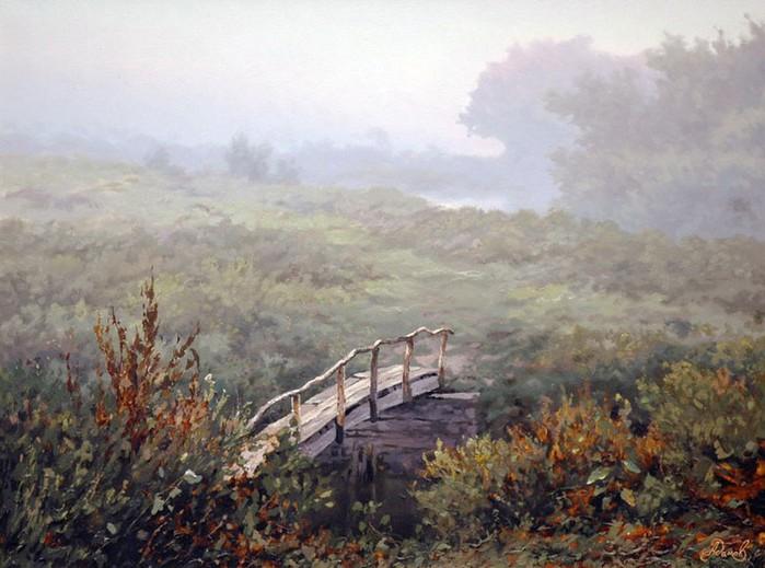 Современный русский живописец Адамов Алексей 4 (700x519, 91Kb)