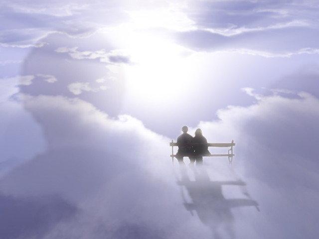 Dvoe v oblakah (640x480, 24Kb)