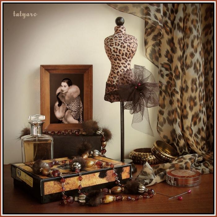 Натюрморты с мини-манекенами./ Татьяна Романюк ...: http://www.liveinternet.ru/users/2991253/post224448041/