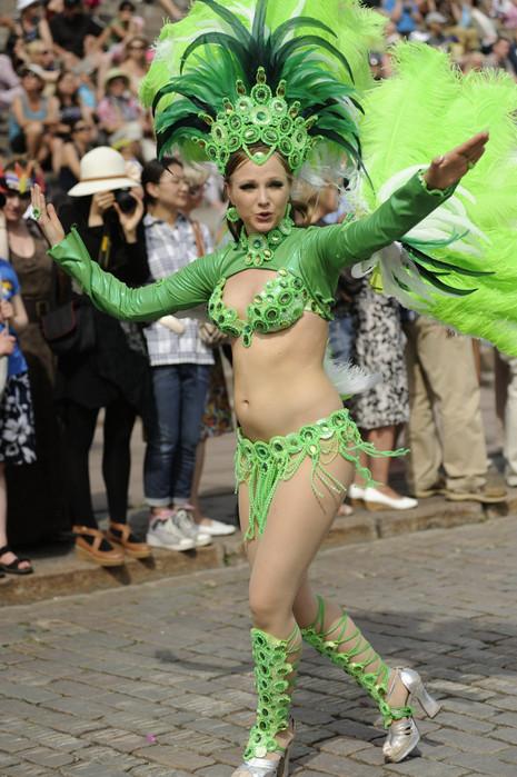латиноамериканских танцев