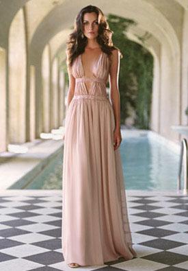 Греческое платье без выкройки 3