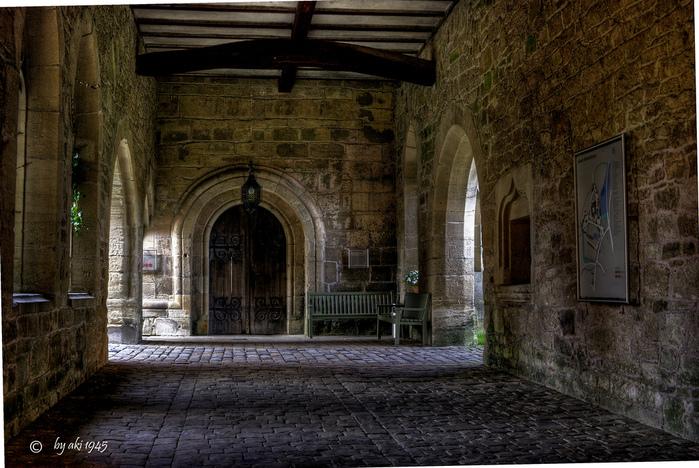 Монастырь Бебенхаузен - Kloster Bebenhausen - 1 49499