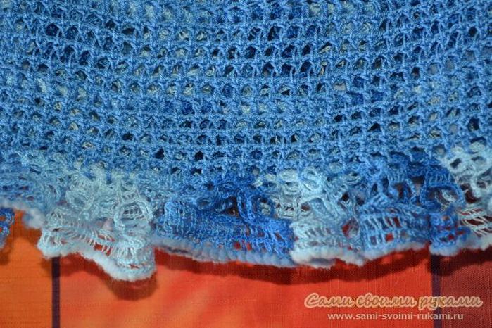 Схемы вязания пышной юбки крючком крючком.