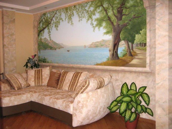 Как визуально увеличить комнату 21664