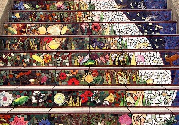 мозаичная лестница2 (570x399, 291Kb)