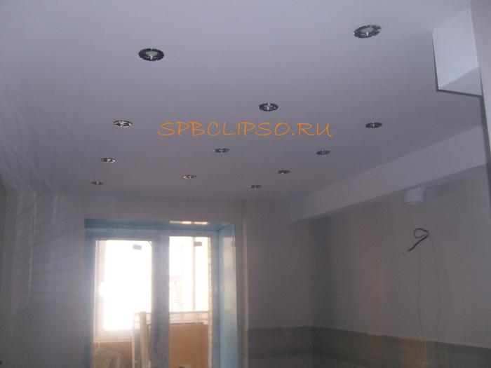 потолок клипсо с коробом на кухне (700x525, 73Kb)